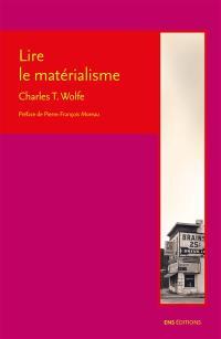 Lire le matérialisme