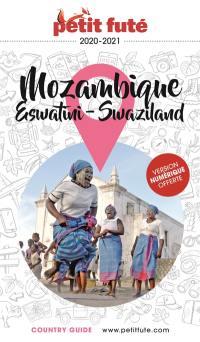 Mozambique, Eswatini, Swaziland