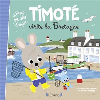 Timoté visite la Bretagne