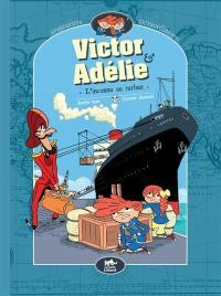 Victor & Adélie, aventuriers extraordinaires. Volume 1, L'inconnu au turban
