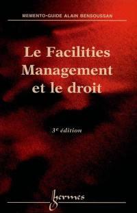 Le facilities management et le droit