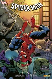 Spider-Man. n° 1, Retour aux fondamentaux