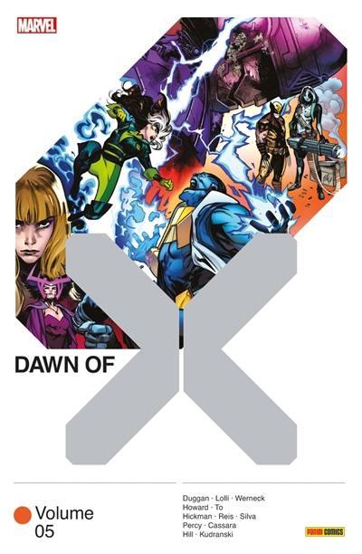 Dawn of X. n° 5,