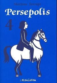Persepolis. Volume 4,