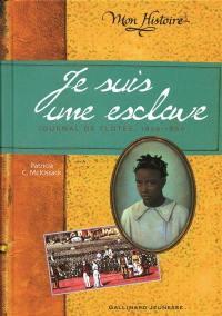 Je suis une esclave : journal de Clotee, 1859-1860