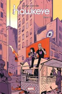 All-new Hawkeye. Volume 1, Wunderkammer