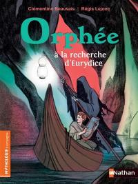 Orphée à la recherche d'Eurydice