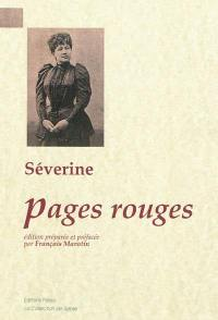 Pages rouges