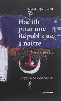 Hadith pour une République à naître
