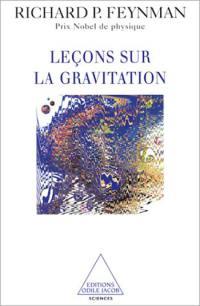 Leçons sur la gravitation