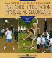 Enseigner en éducation physique au secondaire