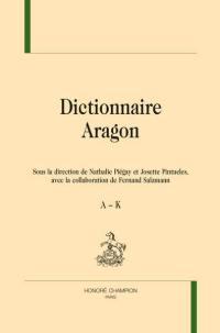Dictionnaire Aragon