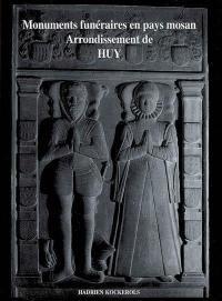 Monuments funéraires en pays mosan, Arrondissement de Huy