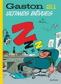 Gaston. Volume 21, Ultimes bévues