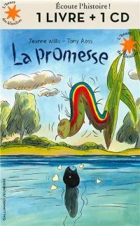La promesse : 1 livre + 1 CD