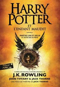 Harry Potter, Harry Potter et l'enfant maudit