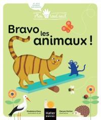 Bravo les animaux !