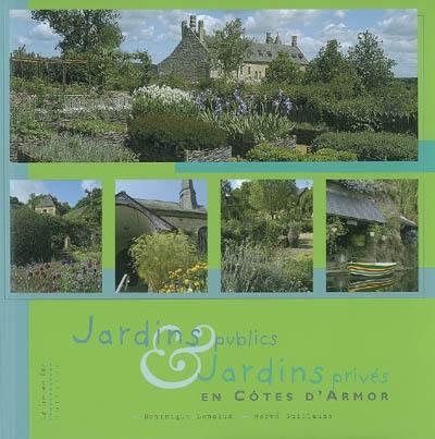 Jardins publics et jardins privés en Côtes-d'Armor