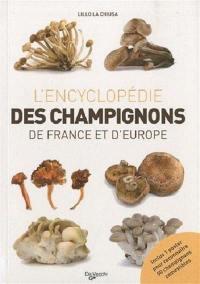 Le grand livre des champignons de France et d'Europe