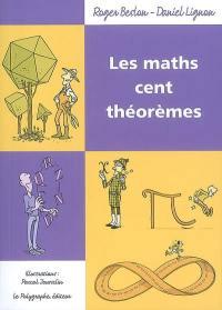 Les maths cent théorèmes