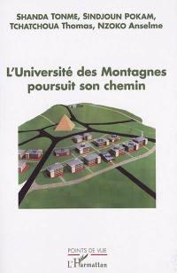 L'Université des Montagnes poursuit son chemin