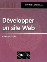 Développer un site Web