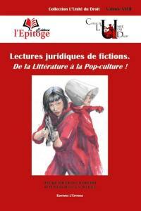 Lectures juridiques de fictions