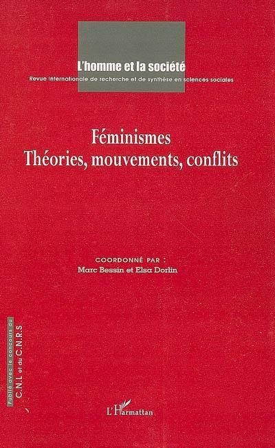Homme et la société (L'). n° 158, Féminismes, théories, mouvements, conflits