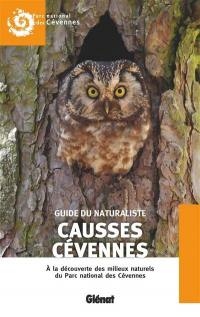 Guide du naturaliste Causses-Cévennes