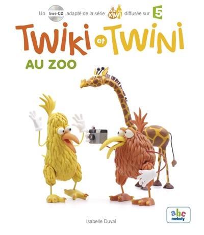 Twiki et Twini. Volume 1, Twiki et Twini au zoo