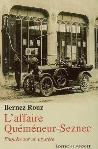 L'affaire Quéméneur-Seznec