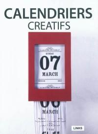 Calendriers créatifs
