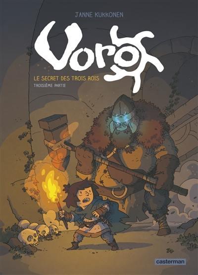 Voro. Volume 3,