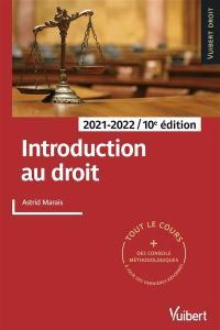 Introduction au droit : 2021-2022