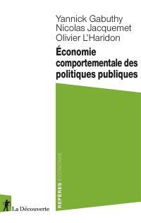 Economie comportementale des politiques publiques