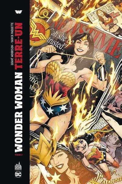 Wonder Woman Terre-un. Volume 2,