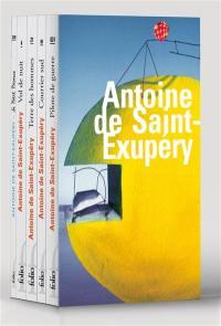 Coffret Antoine de Saint-Exupéry