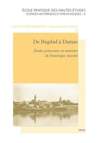De Bagdad à Damas