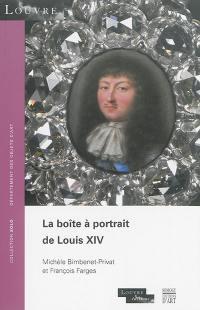 La boîte à portrait de Louis XIV