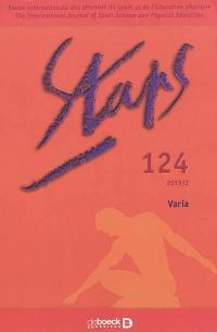 Staps. n° 124,