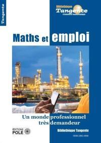 Maths et emploi