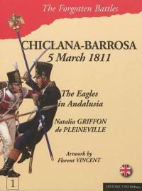 The battle of Chiclana-Barrosa