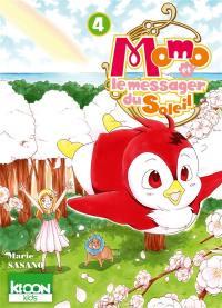 Momo et le messager du Soleil. Volume 4,
