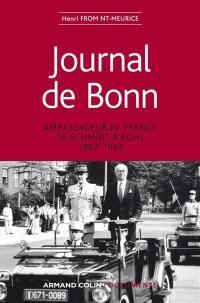 Journal de Bonn