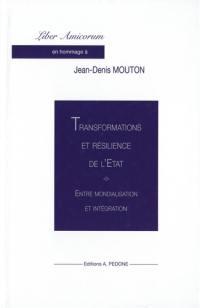 Liber amicorum en hommage à Jean-Denis Mouton