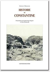 Histoire de Constantine