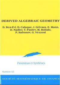 Panoramas et synthèses. n° 55, Real algebraic geometry