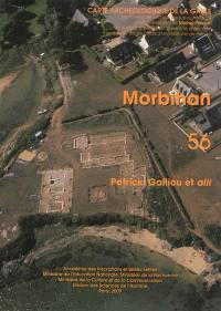 Carte archéologique de la Gaule. Volume 56, Morbihan