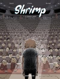 Shrimp. Volume 1, Le grand large