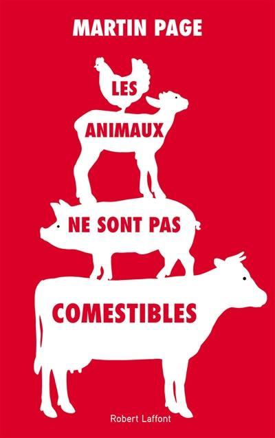 Les animaux ne sont pas comestibles